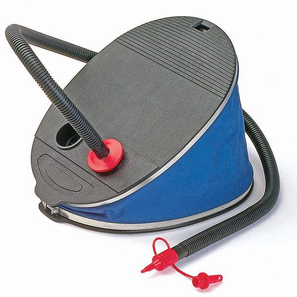 [衣林時尚] INTEX 大型腳踏式打氣筒 充氣床  充氣/洩氣2用 68610