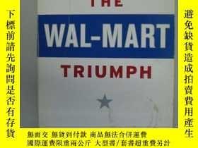 二手書博民逛書店The罕見Wal-Mart TriumphY85718 Robe