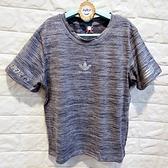 棒棒糖童裝(A63521)夏男大童灰色簡約款排汗上衣 120-170