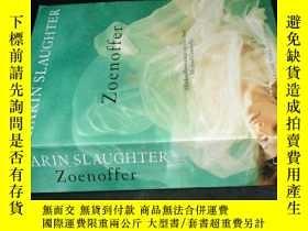 二手書博民逛書店KARIN罕見SLAUGHTER Zoenoffer5919