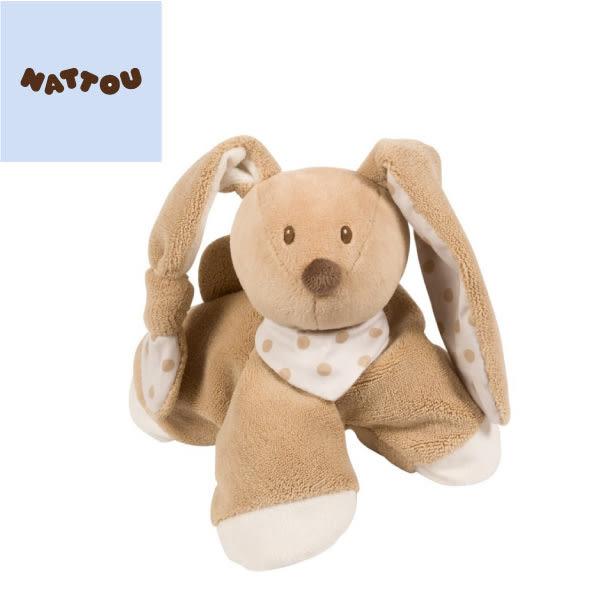 比利時 NATTOU 絨毛玩具 豆豆兔