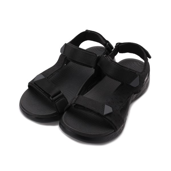 SKECHERS 健走系列 ON THE GO 600 涼鞋 黑 55383BBK 男鞋