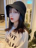 假髮帽 帽子女韓版潮漁夫水桶帽時尚百搭網紅款帶假發鎖骨短發可拆卸春夏 美物