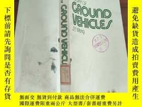 二手書博民逛書店THEORY罕見OF GROUND VEHICLES 地面車輛理論(英文版)Y25226 J.Y.Wong 見