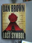 【書寶二手書T7/原文小說_WEJ】The Lost Symbol_Brown, Dan