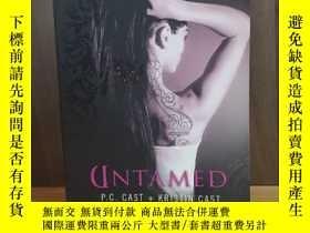 全新書博民逛書店Untamed(House of Night, Book 4)Y