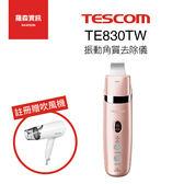 【註冊送】TESCOM Phio TE830TW 振動角質去除儀 去角質 去角質淨白儀 美容 美顏 美肌