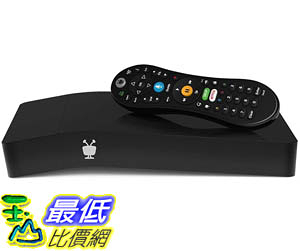 [9美國直購] TiVo 播放器  TCD849500VB TiVo Bolt VOX 500GB (75 Hours Recording) DVR - Cable or OTA, HD Antenn