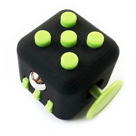 解壓神器Fidget Cube減壓骰子魔方 抗煩躁焦慮發泄無聊多動癥玩具 世界工廠
