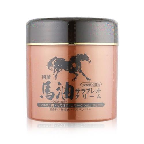 日本國產馬油乳霜 230g【BG Shop】