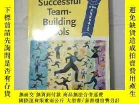 二手書博民逛書店SUCCESSFUL罕見TEAM BUILDING TOOLS【