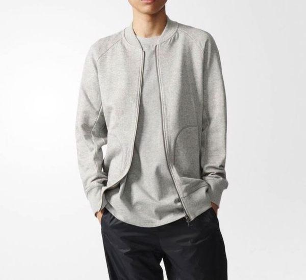 [TellCathy LINE] Adidas Original X BY O X BY O 運動外套 灰底
