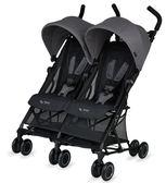【時尚品味】嬰兒車出租 英國雙人推車 6天MOOV 搖滾灰 新生兒 時尚推車出租!