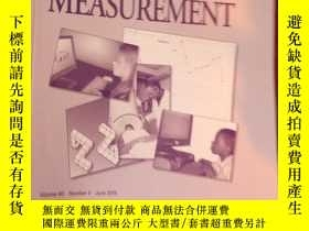 二手書博民逛書店Applied罕見Psychological Measureme
