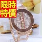 陶瓷錶-耀眼氣質大方女腕錶56v22[時尚巴黎]