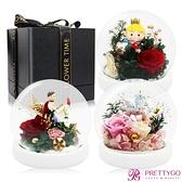 O'Pretty 歐沛媞 聖誕水晶球-多款任選(15x15x15.5cm)-耶誕新年交換禮物