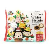 日本 北日本茲姆茲姆雙色巧克力餅 230g