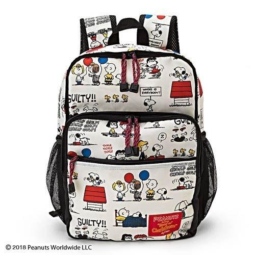 【震撼精品百貨】史奴比Peanuts Snoopy ~Sanrio SNOOPY兒童後背包M(好朋友)#22019
