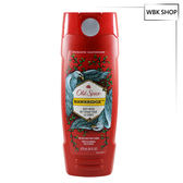 Old Spice 歐仕派 男性沐浴乳-野性系列 #老鷹 Hawkridge 473ml Old Spice Body Wash - WBK SHOP