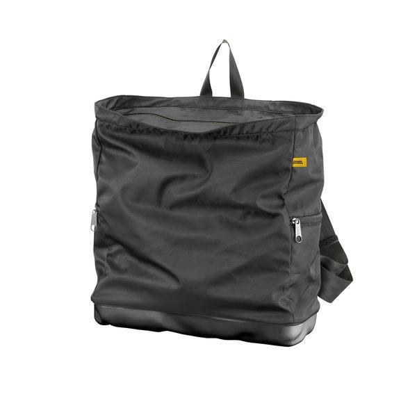Crash Baggage Bump Bags, 15 吋 前衛霧面 龐克系列 防潑水 後背包 / 筆電包(黑色袋身 - 騎士黑硬殼)