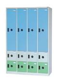 KS-5808CS   KS多用途置物櫃 / 衣櫃 –全鋼製門片