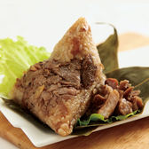 傳統客家肉粽(10粒/串)~北部粽