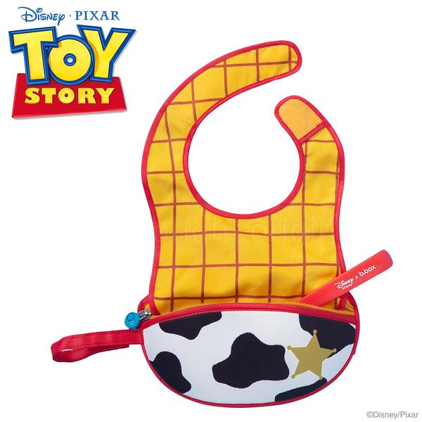 澳洲 b.box 迪士尼旅行圍兜袋(胡迪)