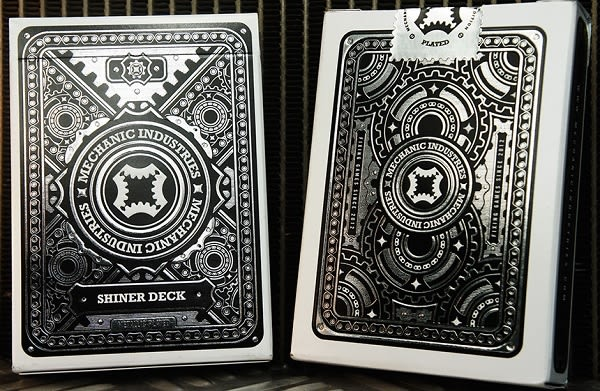 【USPCC 撲克】Mechanic Shiner Deck by Mechanic Industries