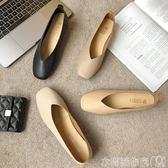 界貝網紅女鞋奶奶鞋2019春季新款韓版百搭舒適單鞋時尚個性 衣間迷你屋