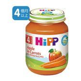 Hipp 喜寶 - 有 機胡蘿蔔蘋果泥 125gX6 罐 383元