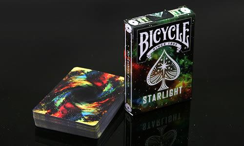 【USPCC 撲克】BICYCLE STARLIGHT 星光牌 撲克