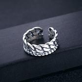 戒指 925純銀-復古流行生日情人節禮物女飾品73dx56[時尚巴黎]