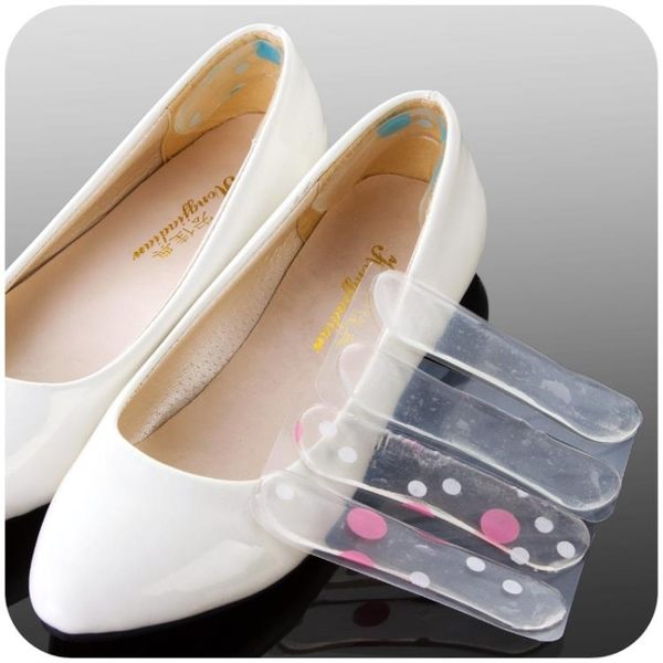 [超豐國際]硅膠隱形鞋墊后跟貼高跟鞋鞋貼加厚腳后跟防磨不跟鞋半碼墊