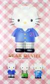 【震撼精品百貨】Hello Kitty 凱蒂貓~KITTY貼紙-DN丹尼爾