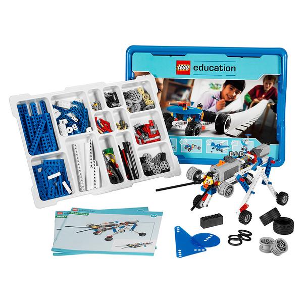 樂高積木 LEGO《 LT9686 》Education 系列 - 動力機械組╭★ JOYBUS玩具百貨