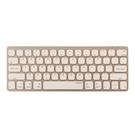 千業蘋果無線藍牙鍵盤macbook imac ipad平板手機充電外置小鍵盤