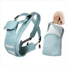 嬰兒前抱後背式兒童背帶輕便外出簡易抱娃背娃神器寶寶背巾背袋