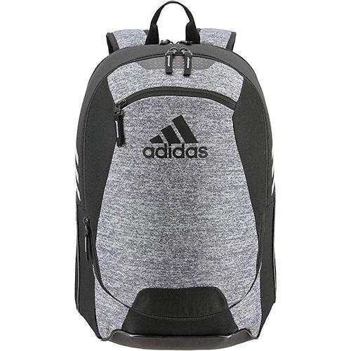 Adidas- 愛迪達Stadium後背包(灰色)