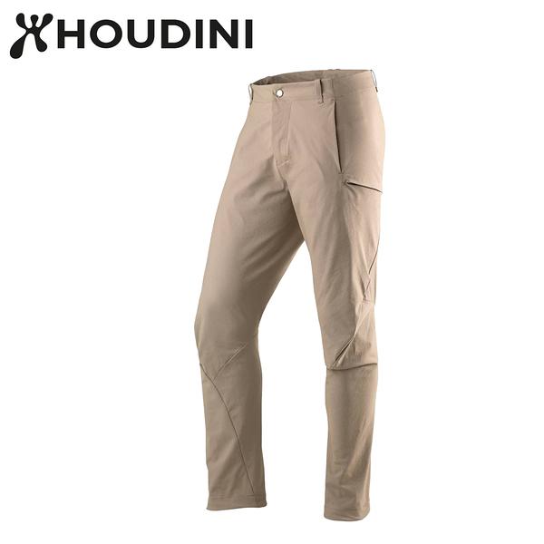 瑞典【Houdini】M`s Skiffer Pants 男款登耐磨褲 蘆葦米