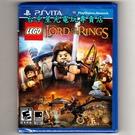 【PSV原版片 可刷卡】☆ 樂高魔戒 LEGO Lord of the Rings ☆英文美版全新品【台中星光電玩】