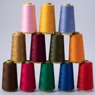 縫紉線 縫紉機線家用大卷402縫衣服的線3000碼鎖邊寶塔白黑線團手縫針線【快速出貨八折下殺】