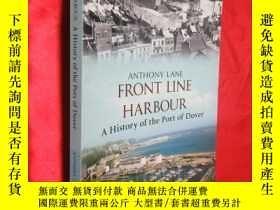 二手書博民逛書店Front罕見Harbour: A History of the
