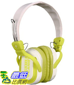 [美國直購 ShopUSA] Skullcandy MP-640/Green Double Agent Headphones with SD Card Slot, Green  $2905