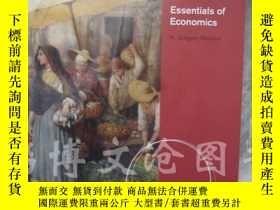 二手書博民逛書店Essentials罕見of Economics(Sixth E