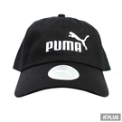 PUMA 帽 基本系列棒球帽 運動帽 黑 - 05291909