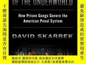 二手書博民逛書店The罕見Social Order Of The Underworld: How Prison Gangs Gov