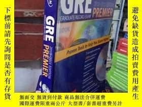 二手書博民逛書店Kaplan罕見GRE Exam 2010-2011Y15389