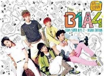 B1A4 超級精選 2 CD附DVD (購潮8)