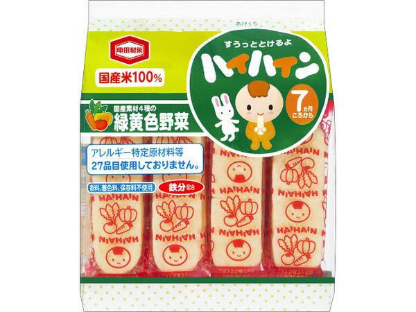 龜田小麥胚芽(野菜口味)