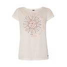 PROTEST 女 短袖T恤 (貝殼白) LOVEMOON T-SHIRT